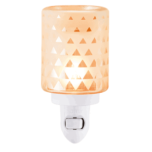 Geo Scentsy Mini Warmer