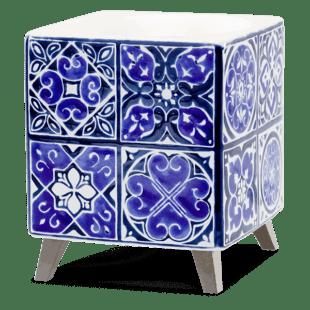 Indigo Tile Scentsy Warmer