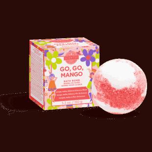 Go, Go, Mango Bath Bomb