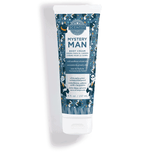 Mystery Man Body Cream