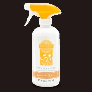Sunkissed Citrus Scentsy Fresh