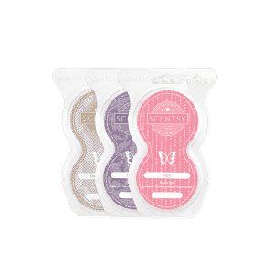 3 Scentsy Pods