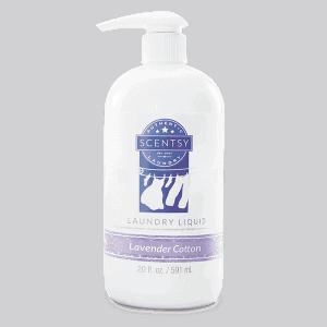 Lavender Cotton Laundry Liquid