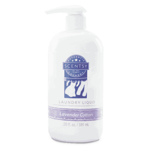 Lavender Cotton Laundry Liquid