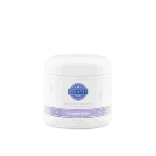 Lavender Cotton Washer Whiffs