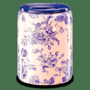 Vintage Floral - Scentsy Warmer