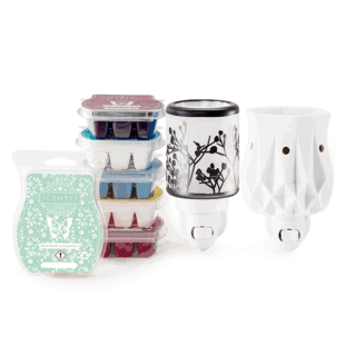 Perfect Scentsy - $34 Mini Warmers