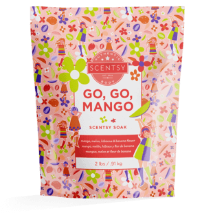 Go, Go Mango Scentsy Soak