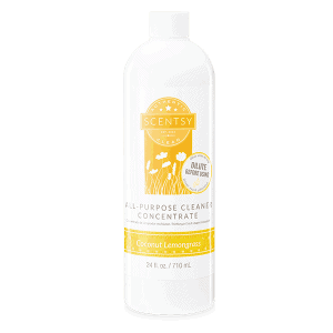 Coconut Lemongrass All Purpose Concentrate
