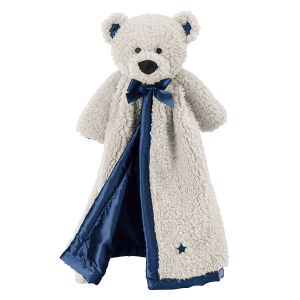 Boo the Bear Blankie Buddy