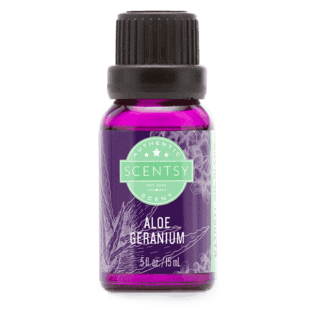 Aloe Geranium 100% Natural Oil
