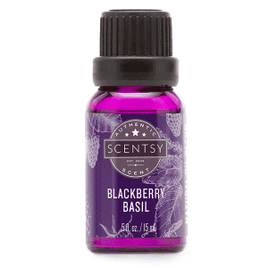 Blackberry Basil 100% Natural Oil