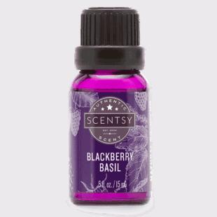 Blackberry Basil 100% Natural Oil