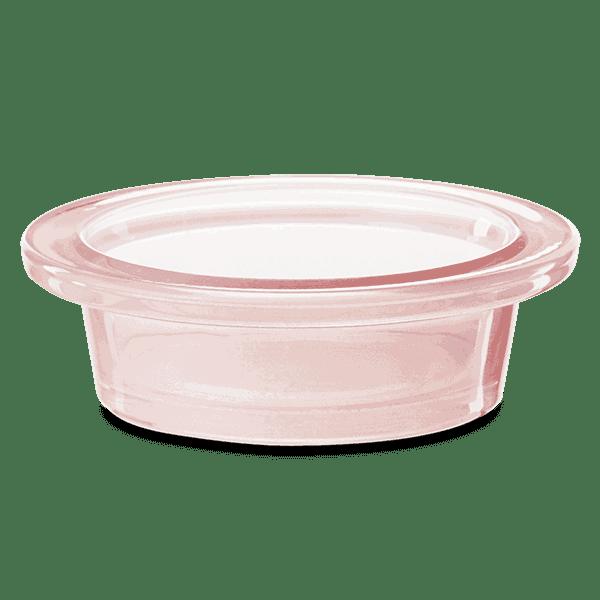 Brushed Blush Dish