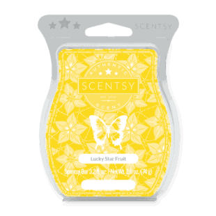 Lucky Star Fruit Scentsy Bar
