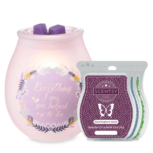 Everything I am Scentsy Warmer Bundle