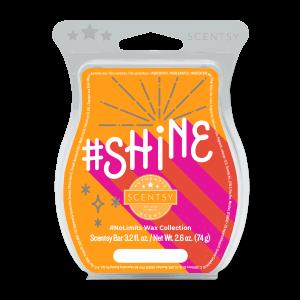 #Shine Scentsy Bar