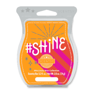 #Shine Scentsy Bar