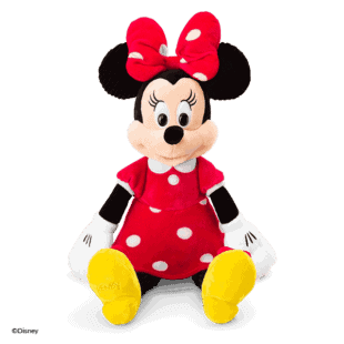 Minnie Mouse - Scentsy Buddy