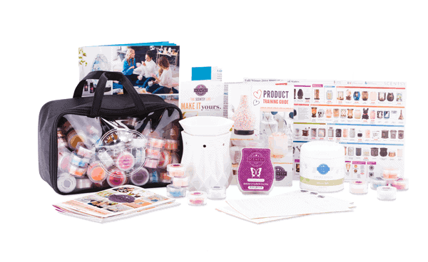 Scentsy Host Exclusive Kit