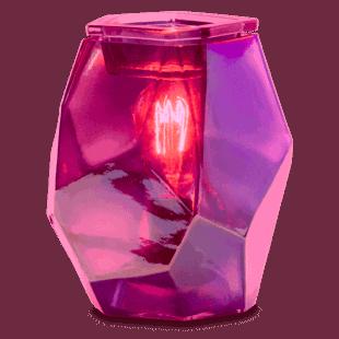 Pink Topaz - Scentsy Warmer