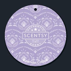 Lavender Cotton Scent Circle