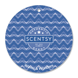 Waves & Wonders Scent Circle