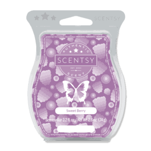 Sweet Berry Scentsy Bar