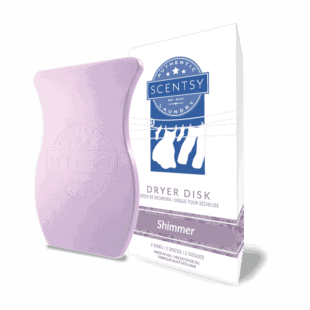 Shimmer Dryer Disks