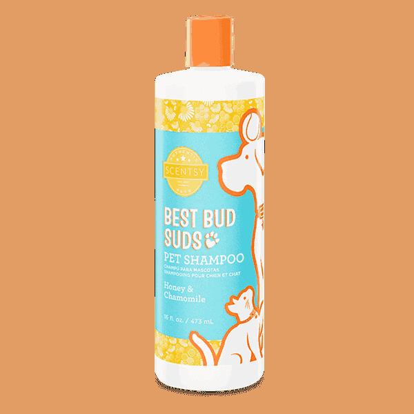 Honey & Chamomile - Best Bud Suds Shampoo