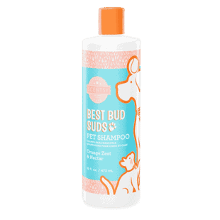 Orange Zest & Nectar - Best Bud Suds Shampoo