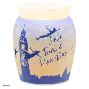 Disney Tinkerbell - Faith, Trust & Pixie Dust - Scentsy Warmer