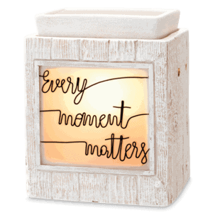 Every Moment Matters - Scentsy Warmer