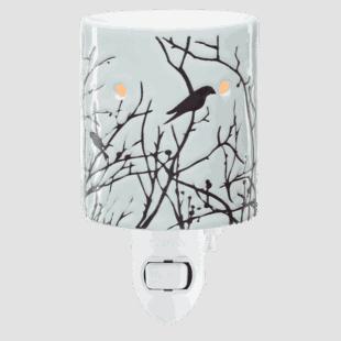 Starlings - Mini Scentsy Warmer (Wall Plug)