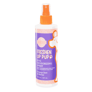 Orange Zest & Nectar - Freshen Up Pup Deodorizing Spray