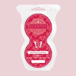 Very Merry Cranberry Scentsy Pod