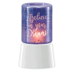Believe in your Dreams - Mini Scentsy Warmer (Table Top)