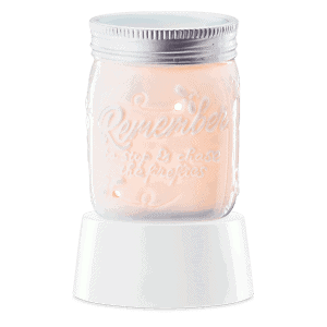 Chasing Fireflies - Mini Scentsy Warmer (Table Top)