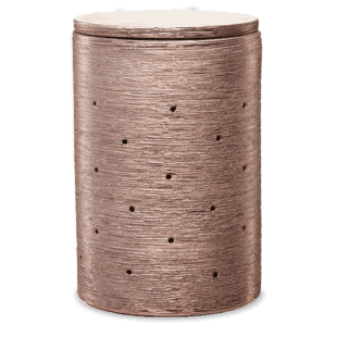 Etched Core - Rose Gold - Scentsy Warmer