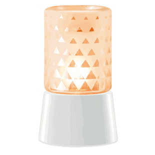 Geo - Mini Scentsy Warmer (Table Top)