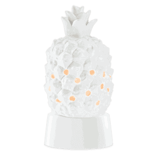 Queen Pineapple - Mini Scentsy Warmer (Table Top)
