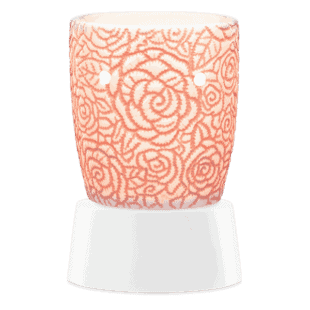 Rosie - Mini Scentsy Warmer (Table Top)