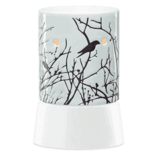 Starlings - Mini Scentsy Warmer (Table Top)
