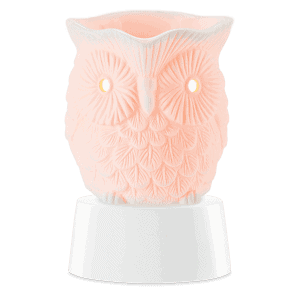 Whoot - Mini Scentsy Warmer (Table Top)