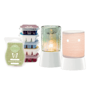 Perfect Scentsy - Table Top Mini Warmers