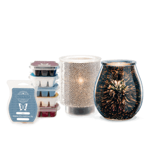 Perfect Scentsy - $85 Warmers