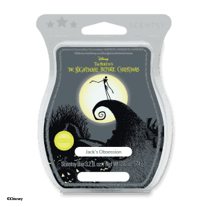 The Nightmare Before Christmas: Jack's Obsession - Scentsy Bar
