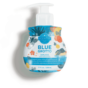 Blue Grotto Hand Soap