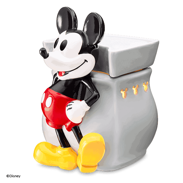 Mickey Mouse Classic Curve - Scentsy Warmer