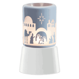 Holy Night Mini Table Top Warmer